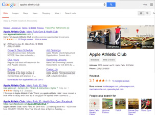 Apples Athletic Club